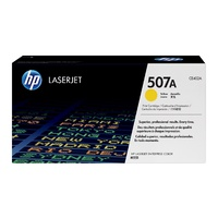 HP 507A Yellow - Original LaserJet Toner Cartridge