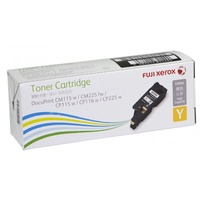 Fuji Xerox CT202267 High Yield Yellow - Genuine DocuPrint Toner Cartridge
