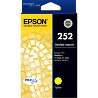 Epson 252 Yellow - Original DURABrite Ultra Ink Cartridge